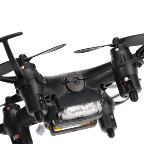 Original FQ777 951C 2.4GHz 4CH 6-Axis Gyro 0.3MP Camera Mini RC Quadcopter RTF фото