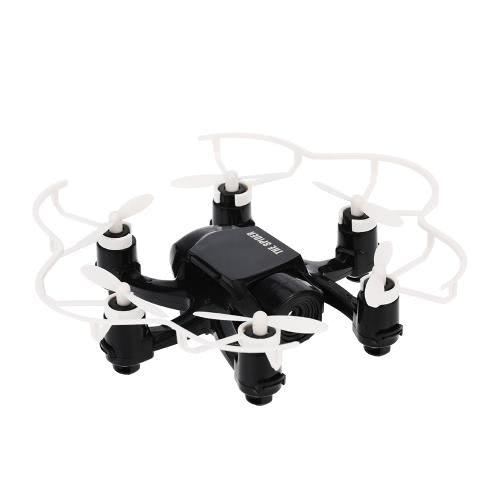 Original FQ777 126C 2.4GHz 4CH 6-Axis Gyro 2MP Caméra Spider Drone RC Hexacopter RTF avec mode CF 3D-flip Fonction de retour à une touche
