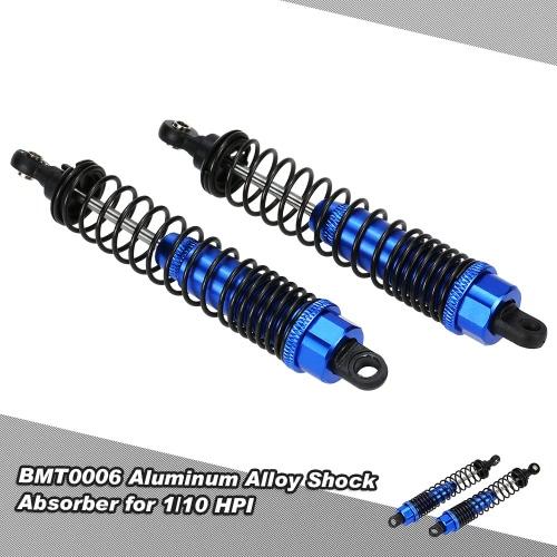 BMT0006 Aluminum 108mm Shock Absorber & Screw for 1/10 HPI Bullet 3.0 MT ST WR8 RC Car