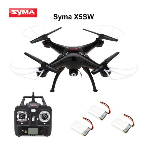 Syma X5SW 2.4G Wifi FPV Drone RC Quadcopter