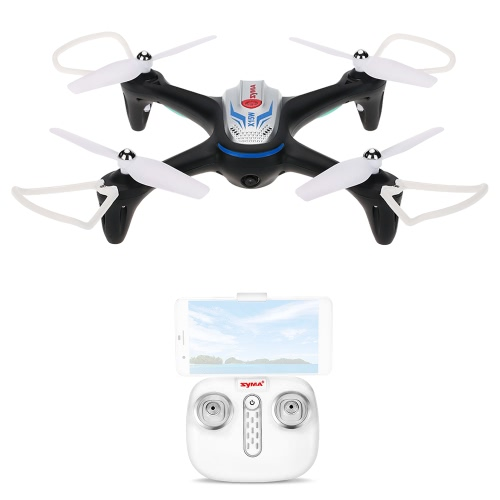 Syma X15W Wifi FPV RC Quadcopter - RTF