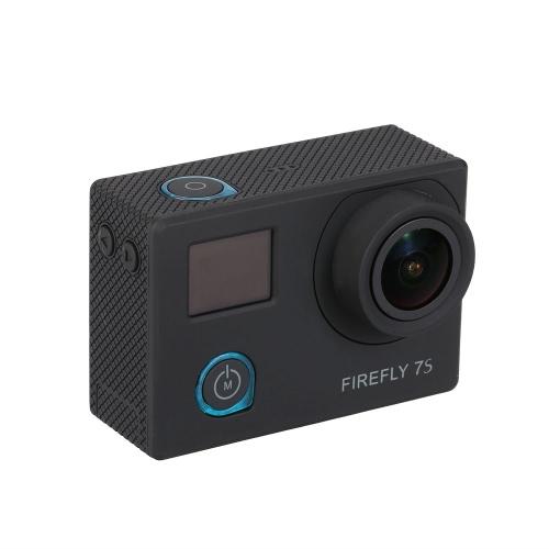 Hawkeye Firefly 7S 12MP 4KスポーツWiFi FPVカメラ - 歪みのないバージョン