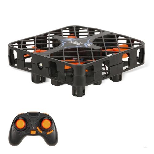 Linxtech 1602 2.4G 6 Axis Gyro 3D Przerzutka Crashworthy Struktura Mini RC Quadcopter