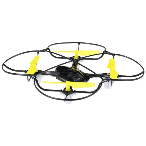 TECHBOY TB-802 2.4GHz Télécommande à commande unique à commande unique Drone RC Quadcopter à 360 ° Flips Function