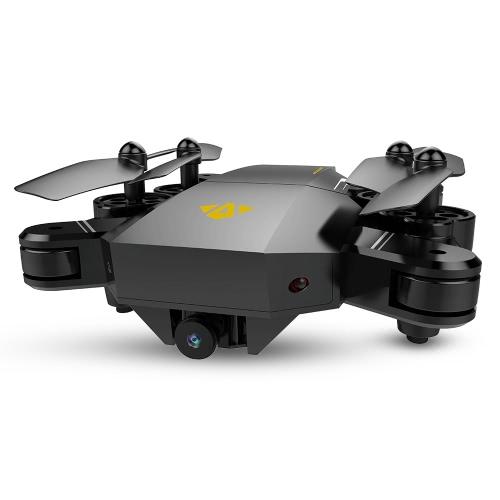 အားလုံး XS809W ဝိုင်ဖိုင် FPV 0.3MP ကင်မရာ foldable 2.4G 6 ကိုယ်ပိုင်ဝင်ရိုးတန်း Gyro RC မောင်းသူမဲ့လေယာဉ် Quadcopter, G-အာရုံခံ RTF
