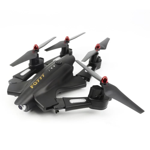 FQ777 FQ02W 0,5MP Câmera Wifi FPV Foldable Transform Robot Shape 2.4G 4CH 6-Axis Gyro G-Senseor Selfie Drone RTF Quadcopter