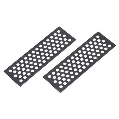 2Pcs Metal Sand Ladder Board Outils Pièces pour 1/10 Gelande II D90 D110 Traxxas HSP Redcat HPI TAMIYA CC01 Axial SCX10 RC4WD TF2 RC Rock Crawler