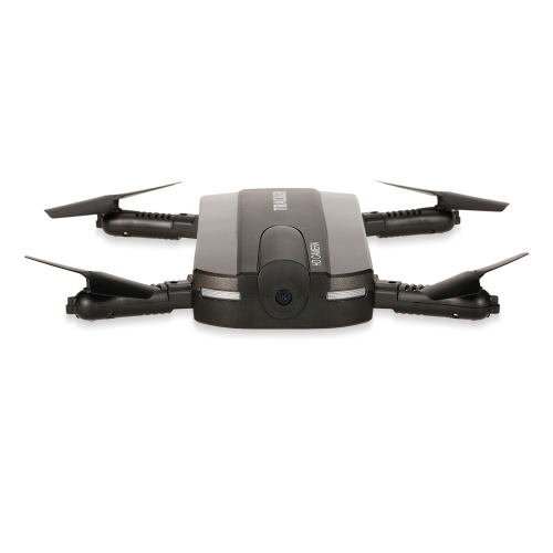 オリジナルのJXD 523 Wifi FPV 0.3MPカメラの標高は、折りたたみ自在のミニセルフスキーRCドローンQuadcopter