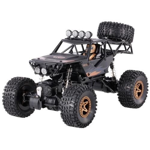 RUICHUANG QY1911B 2.4GHz 4WD 1/12 RTR aleación eléctrica de alta velocidad impermeable Anti-crash Crawler RC Car