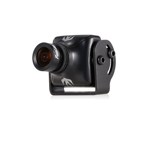 RunCam Swift 2 600TVL lente de 2.5mm 130 ° FOV FPV Camera OSD w / IR bloqueado PAL para QAV250 Racing Drone Aerial Photography
