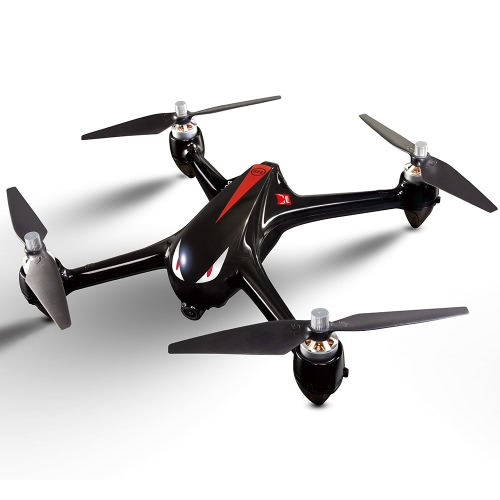 MJX B2W Bugs 2W 2.4G 6-осевой гироскоп безщеточный Двигатель независимый ESC 1080P камера Wifi FPV Drone GPS RC Quadcopter