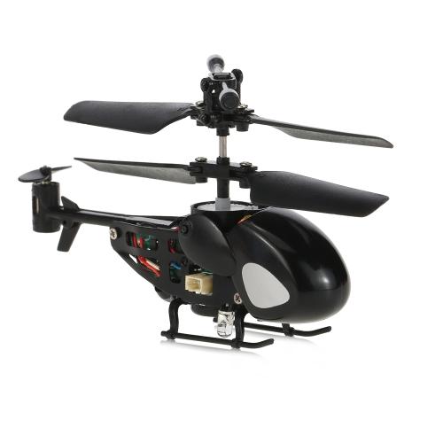 QS QS5013 2.5CH Micro hélicoptère infrarouge avec Gyroscope RC Drone Aircraft