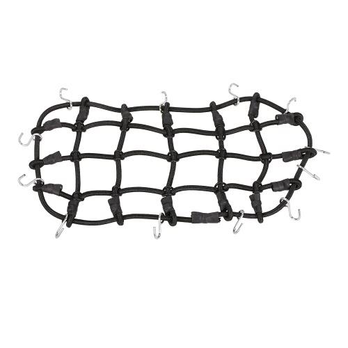 1/10 RC Rock Crawler bolsa de equipaje elástica para Axial SCX10 90046 Tamiya CC01 RC4WD D90 D110 Traxxas TRX-4 RC Car