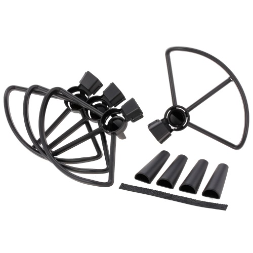 Propeller Protector and Extended Landing Gear Kit for DJI Spark RC Drone