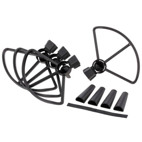Protetor de hélice e kit de engrenagem de aterragem estendida para DJI Spark RC Drone