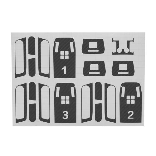 Protective Skin Sticker Cover Set & Motor Protective Cap for DJI Spark FPV Quadcopter