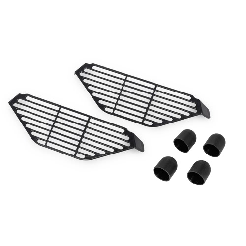 Finger Protector Hand Guard Protection Fence & Motor Protective Cap for DJI Spark FPV Quadcopter