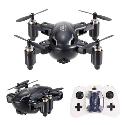 Original Song Yang X31C 0.3MP Kamera WIFI FPV Faltbare Tasche Drone 3D Flips Kopflose Modus G-Sensor Mini RC Quadcopter