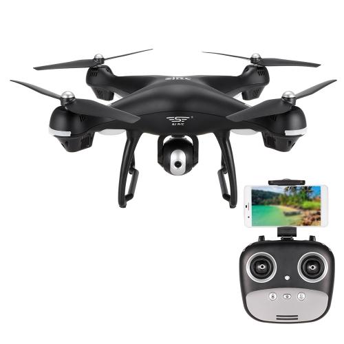 SJ RC S70W Câmera HDR de 720P de grande angular de 120 ° Wifi FPV GPS RC Quadcopter Drone - RTF