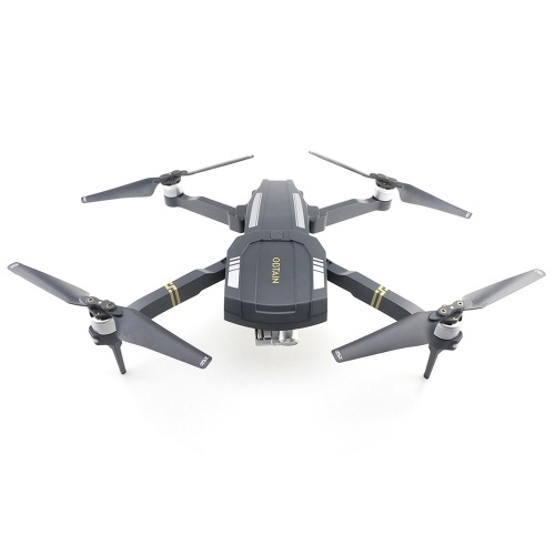 C - FLY OBTAIN F803 Wifi FPV Brushless RC Quadcopter - RTF