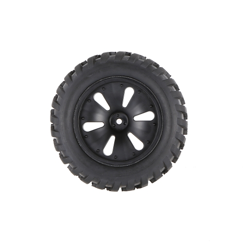 2pcs 2.75 Inch 120mm Truck Wheel Rim and Tire