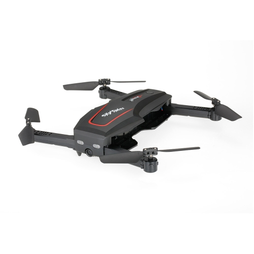 WL Tech Q626-B Caméra Wi-Fi FPV 720P HD Selfie Drone RC Quadcopter