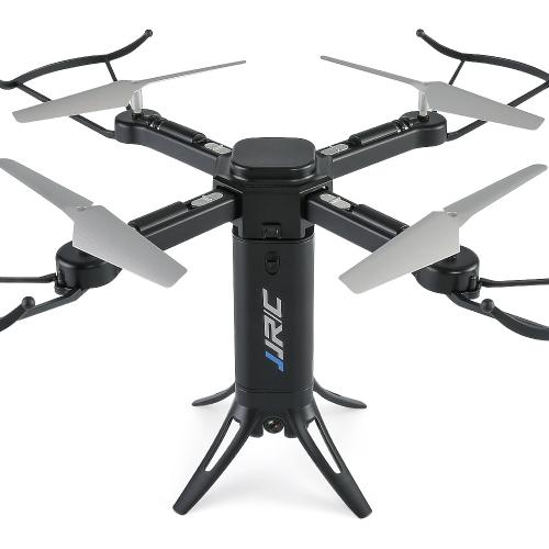 Oryginalny aparat fotograficzny JJRC (JJR / C) H51 Rocket 360 2.4G 720p aparat fotograficzny WiFi FPV 360 stopni panoramiczna fotografia lotnicza Wysokość Podtrzymywanie składane RC Drone
