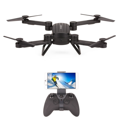 HZKD H9 SKYHUNTER FPV Wifi 720P Modalità Headless One Key Return 3D Flip Altitude Hold Pieghevole Mini RC Drone Quadcopter