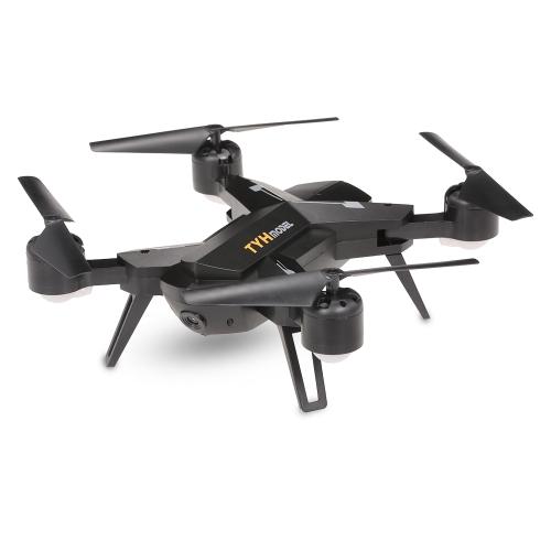 Flytec TY-T5 Pieghevole da 2.0MP Fotocamera Wifi FPV a 6 assi Giro di altitudine Tenere senza testa RC Quadcopter