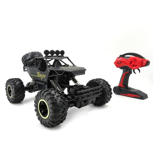 Flytec 6026 1/12 2.4G Liga Corpo Shell Rocha Rastreador RC Buggy Car