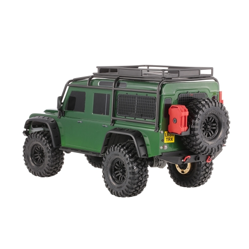 Metal Window Mesh Protective Net for 1/10 RC Crawler Car Traxxas Trx-4 Parts