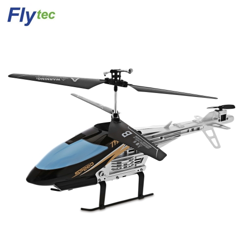 Flytec TY909T 2CH RC Helicopter with Gyroscope for Kids Toys Children Gift