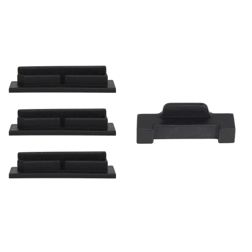 Battery and Drone Body Interface Charging Port Cover set for DJI Mavic AIR FPV Drone