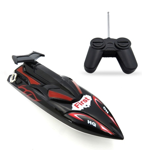 Flytec  HQ2011-15C Mini Infrared Control Boat 10km/h Super Speed Electric RC Ship Toys