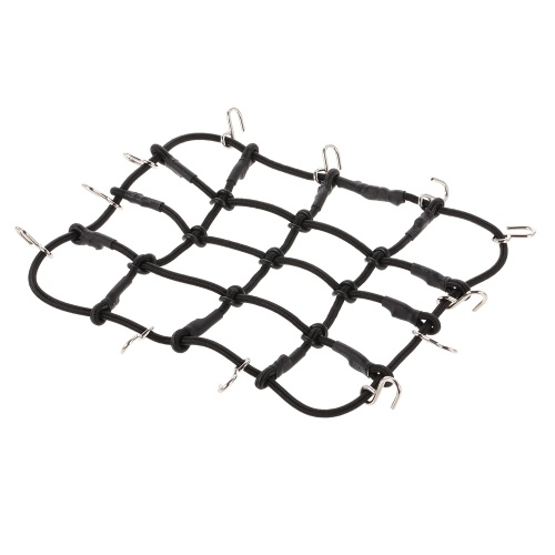 1/10 RC Rock Crawler Elastic Luggage Net