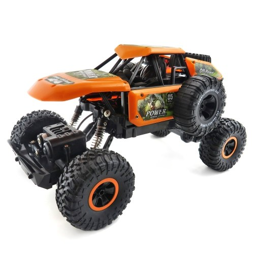 Flytec SL-135A 1/14 2.4G 25KM / h de alta velocidad Rock Crawler Off-Road Truck RC Car