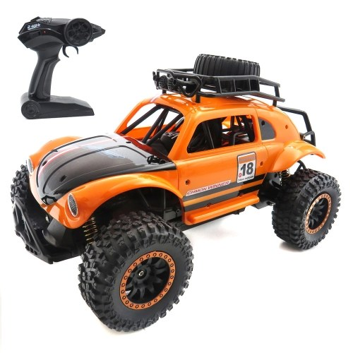 Flytec SL-145A Rock Crawler RC Buggy Auto 1/14 2,4G 2WD 25 km / h Full Scale RC Offroad Auto Geschenk für Kinder