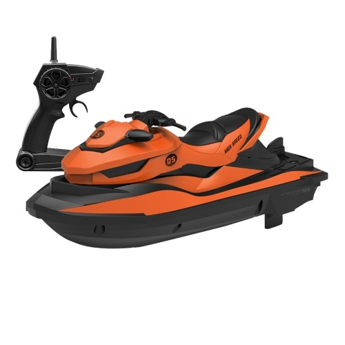 2.4Ghz RC Motor Boat RC Boat High Speed Remote Control Boat for Pools Lakes