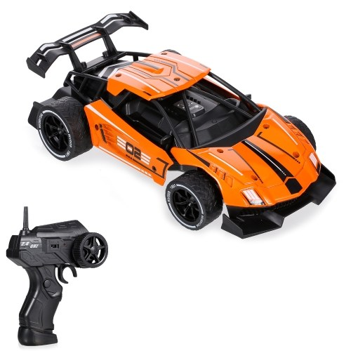8002 1/16 RC Drift Car 2.4GHz Alloy High Speed RC Car RC Race Car Gift for Kids