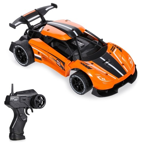 8003 1/16 RC Drift Car 2.4GHz Aleación de alta velocidad RC Car RC Race Car Regalo para niños
