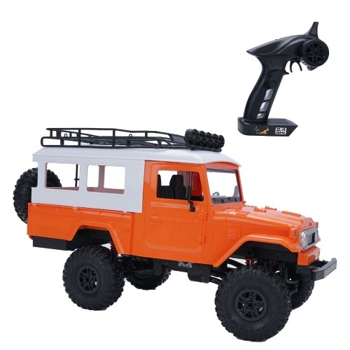 MN-40 1:12 Scale 4WD 2.4G RC Car Climbing Off-Road Vehicle Remote Control Car Image