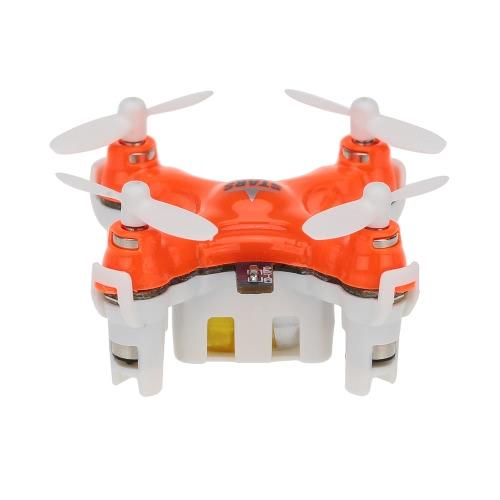 Original Cheerson CX-Stars Mini 2.4G 4CH 6 Axis Gyro RC Quadcopter UFO Drone with 3D Flips Headless Mode RM4603C