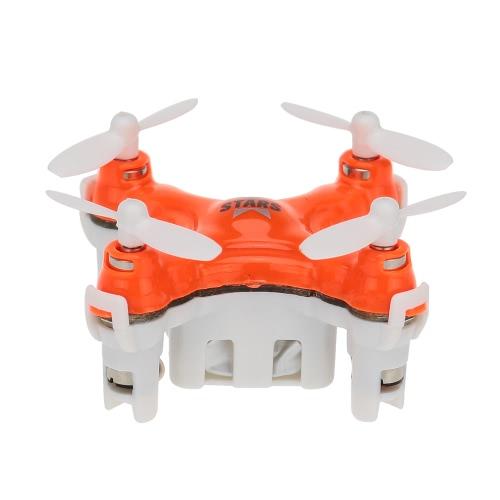 Original Cheerson CX-Stars Mini 2.4G 4CH 6 Axes Gyro RC Quadcopter UFO Drone avec 3D Flips Mode sans tête