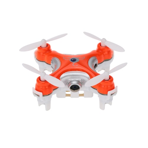 Original Cheerson CX-10C 2.4G 6-Achsen-Gyro 0.3MP Kamera RTF Mini-Drohne Quadcopter