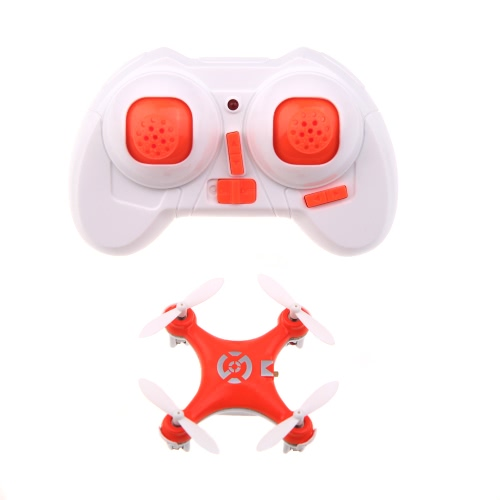 Original Mode 1 Cheerson CX-10 2.4G 6-Axis Gyro RTF Mini Drone