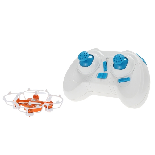 Original GoolRC T10 Mini 2.4G 4CH 6-Axis Gyro RC Quadcopter UFO Drone with 3D Flips CF Mode Auto-return & Nylon Box