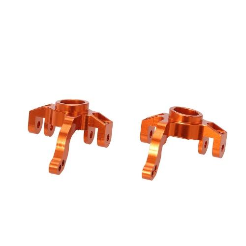 1/10 軸イエティ AX90026 のナックル アームをステアリング アルミ合金