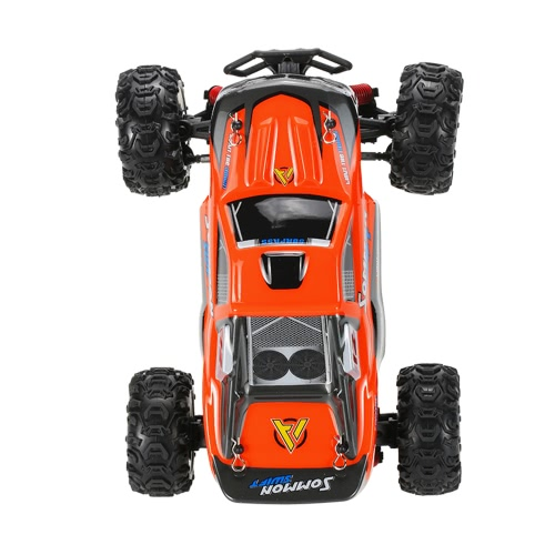 Original SUBOTECH CoCo-4WD BG1510B 2.4GHz 1/24 Four-Wheel Drive High Speed Racing Car RC RTR Off-road Car