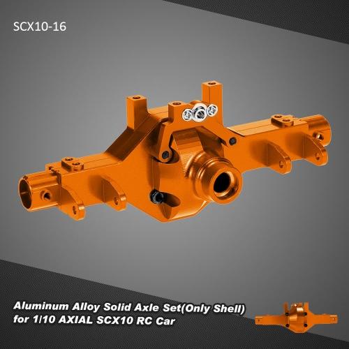 SCX10-16 Aluminiumlegierung Starrachse Set (Nur Shell) für 1/10 AXIAL SCX10 RC Car