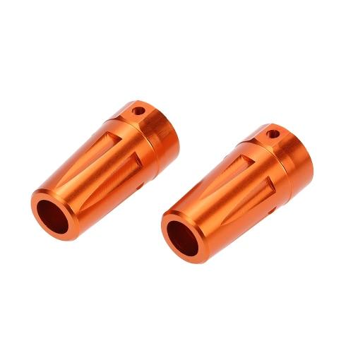 Núcleo de dirección trasera de aleación de aluminio para 1/10 AXIAL YETI AX90026